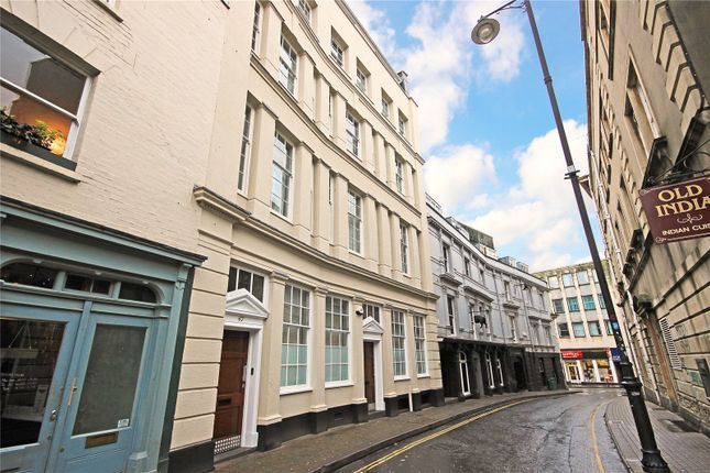 Thumbnail Flat to rent in St. Nicholas Street, City Centre, Bristol, City Of