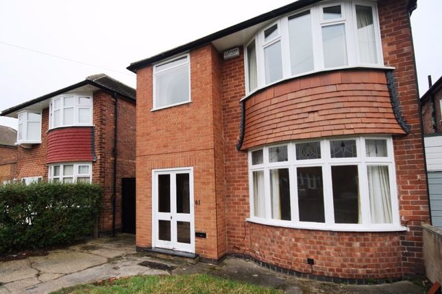 3 bed detached house to rent in Hollinwell Avenue, Wollaton, Nottingham NG8