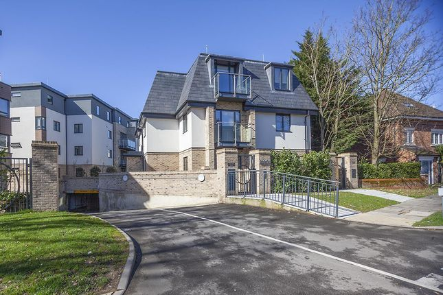 Thumbnail Flat for sale in Albion Court, Hope Close, Hendon