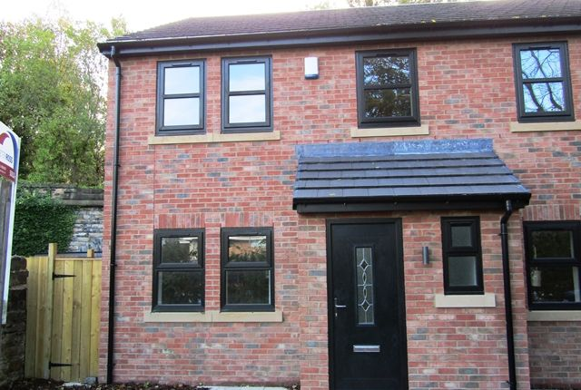 Thumbnail Semi-detached house to rent in Park View, Swalwell, Gateshead