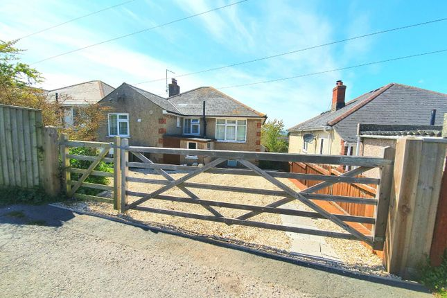 Thumbnail Bungalow for sale in Weyview Crescent, Weymouth