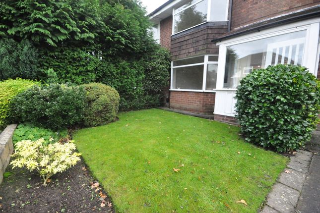 Thumbnail Semi-detached house to rent in Nursery Road, Cheadle Hulme