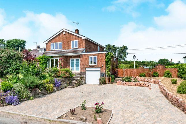 Thumbnail Detached house for sale in Oak Road, Denstone, Uttoxeter