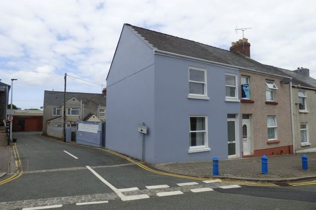 Thumbnail Terraced house to rent in Gordon Street, Pembroke Dock, Pembrokeshire