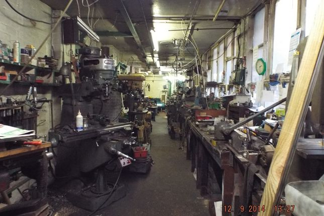 Thumbnail Warehouse for sale in 54 Tenby Street North, Jewellery Quarter