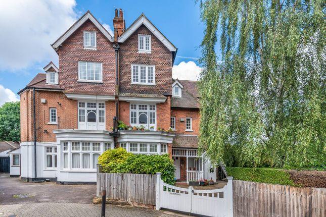Thumbnail Semi-detached house for sale in Heathfield Park, Willesden Green, London
