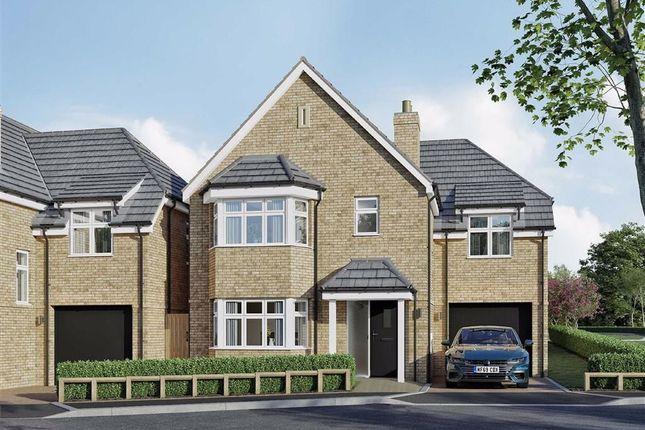 4 bed detached house for sale in Malvern Place, Stevenage, Hertfordshire SG2