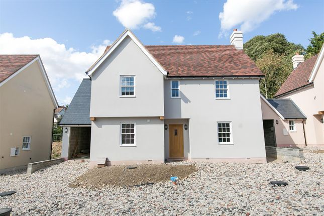 Thumbnail Detached house for sale in Cuckoo Hill, Bures