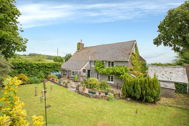 Thumbnail Detached House For Sale In Holne Newton Abbot