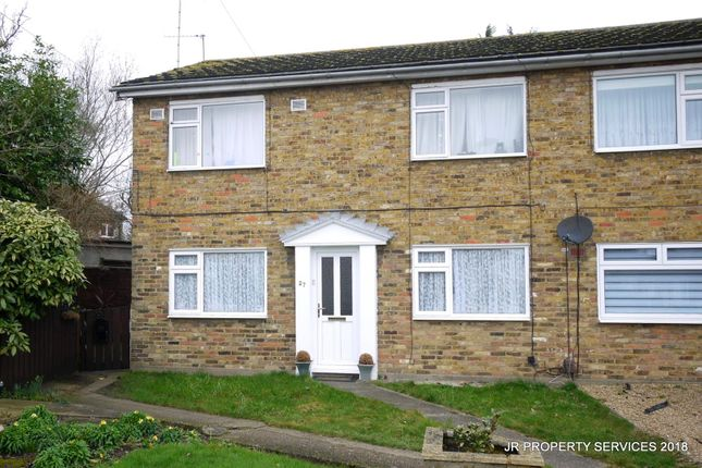 Thumbnail Maisonette for sale in Hardy Way, Enfield