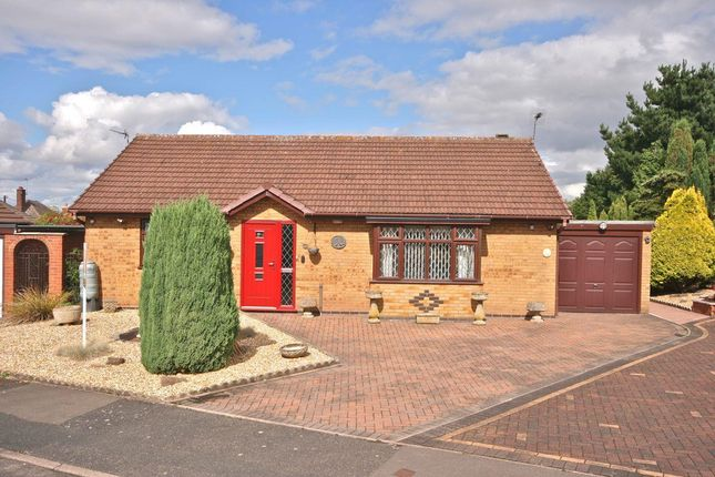 Thumbnail Bungalow for sale in Wood Close, Donnington, Telford