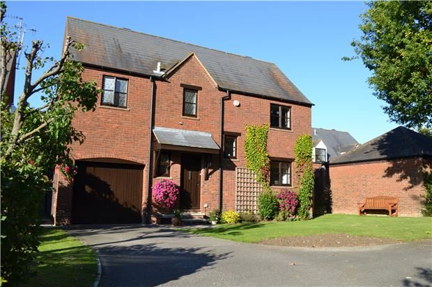 Thumbnail Detached house to rent in Stonecroft Close, Bishops Cleeve