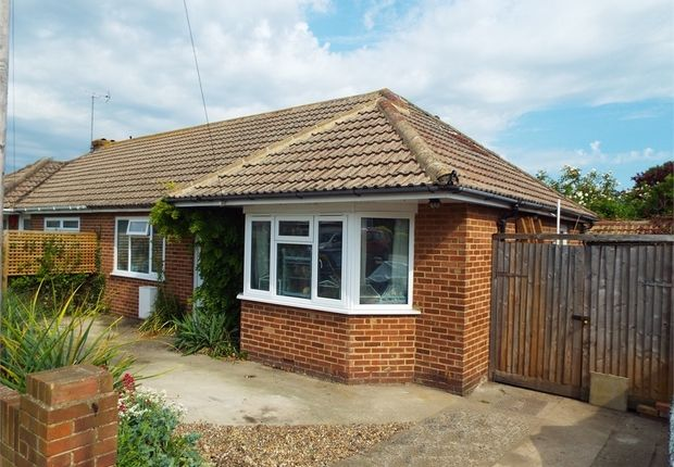 2 bed semi-detached bungalow for sale in Sandwood Road, Ramsgate