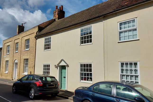 Thumbnail Terraced house for sale in Buntingford Road, Puckeridge, Ware