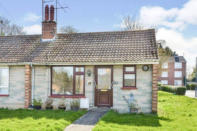 Thumbnail Terraced bungalow for sale in Ousebank Way, Stony Stratford, Milton Keynes