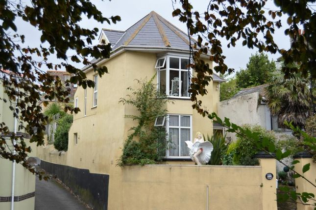 Thumbnail Link-detached house for sale in Bitton Park Road, Teignmouth, Devon
