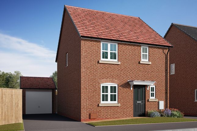 "Thumbnail Detached house for sale in ""The Elliot"" at Southfield Lane, Tockwith, York"