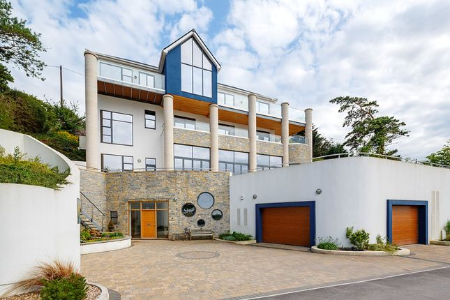Thumbnail Detached house for sale in Ladye Bay, Clevedon