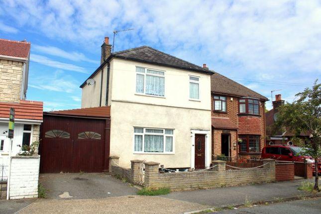 Thumbnail Detached house for sale in Fruen Road, Feltham
