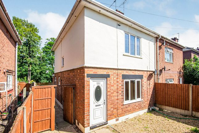 Thumbnail Semi-detached house for sale in Bury Road, Leamington Spa