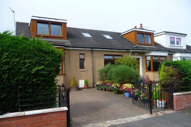 Thumbnail Semi-detached house for sale in Neilsland Drive, Motherwell