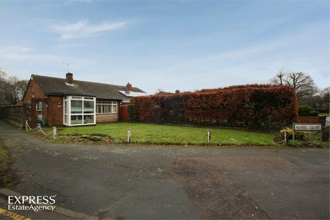 Thumbnail Semi-detached bungalow for sale in Colney Heath Lane, St Albans, Hertfordshire