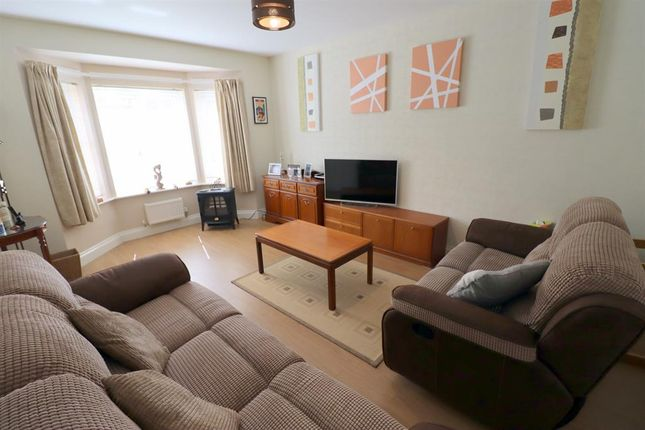 Living Room of St. Phillips Close, Auckland Park, Bishop Auckland DL14