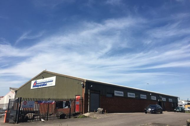Thumbnail Industrial to let in Cardiff Trade Park, Whittle Road, Cardiff