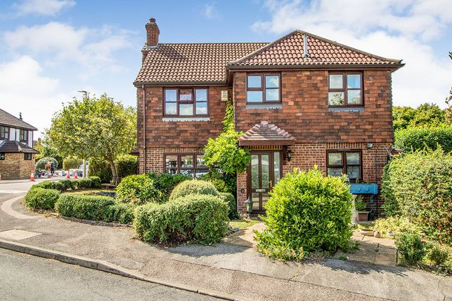 Thumbnail Detached house for sale in The Everglades, Hempstead, Gillingham