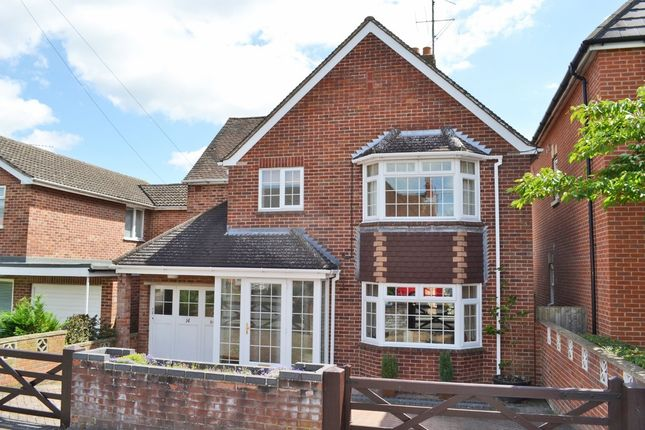 Thumbnail Detached house for sale in Rockingham Road, Newbury