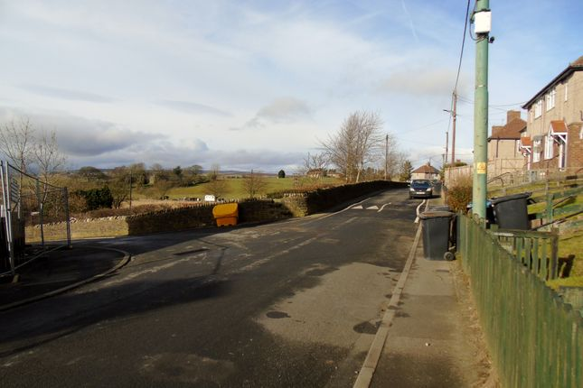 View Up Street of Weardale Crescent, Tow Law, Bishop Auckland DL13