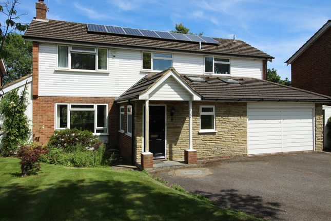 Thumbnail Detached house for sale in Elmfield, Bookham