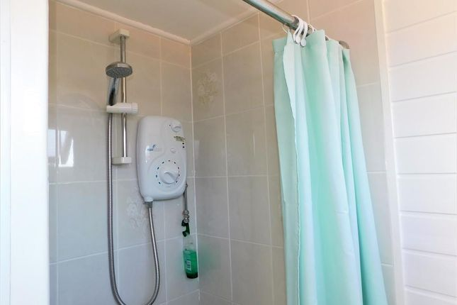 Shower of Mablethorpe Chalet Park, Links Avenue, Mablethorpe LN12