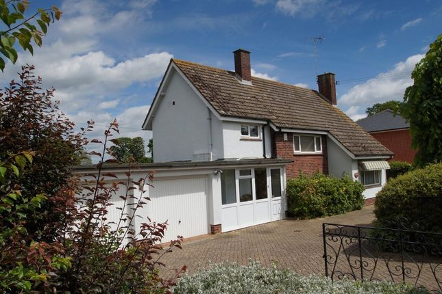 Thumbnail Detached house for sale in Fairfield Road, Saxmundham