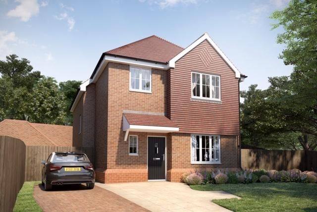 Detached house for sale in Kingswood Place, Boxford Close, South Croydon