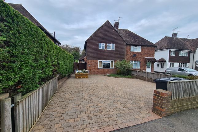 Thumbnail Semi-detached house to rent in Lansdowne Drive, Hailsham