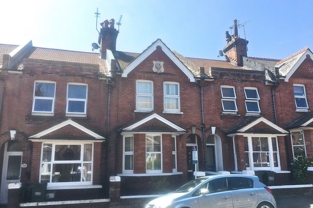 Thumbnail Terraced house to rent in Greys Road, Old Town, Eastbourne, East Sussex