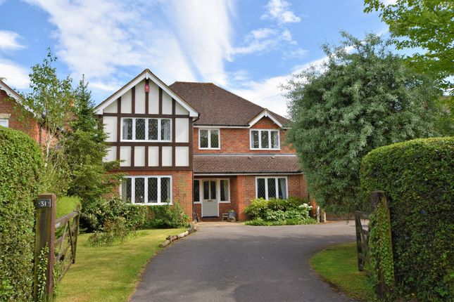 Thumbnail Detached house for sale in Lye Green Road, Chesham