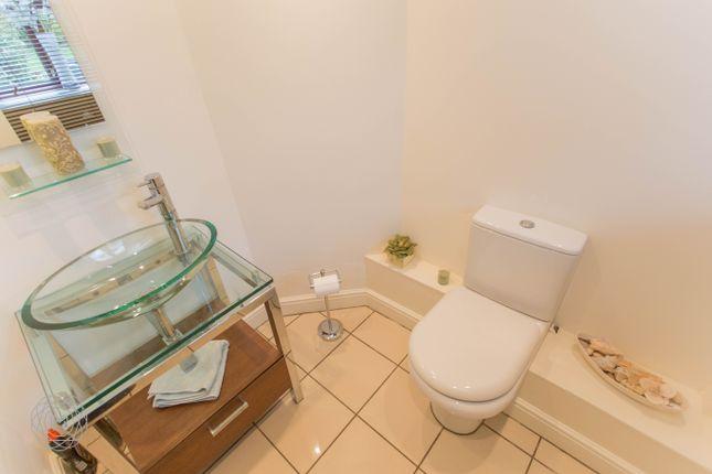 Cloakroom of Mustard Lane, Croft, Warrington WA3