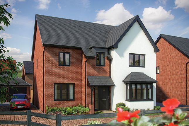 "5 bedroom detached house for sale in ""The Birch"" at London Road, Norman Cross, Peterborough"