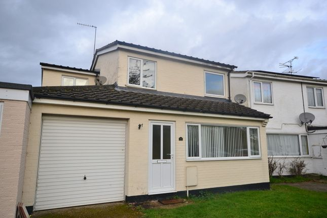 Thumbnail Detached house to rent in Meadow Court, Littleport, Ely