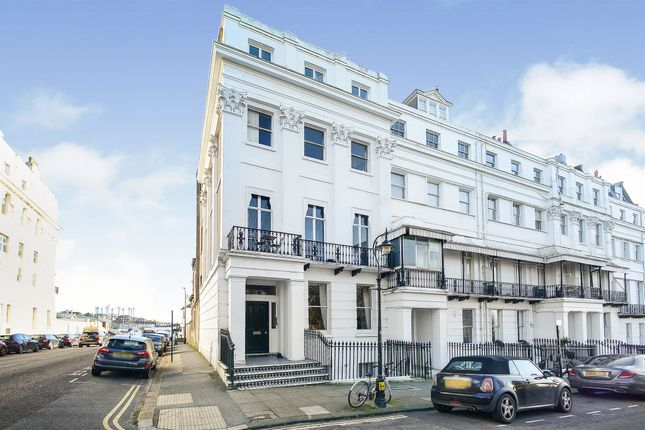 Thumbnail Flat for sale in Sussex Square, Brighton