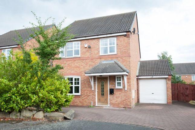 Thumbnail Link-detached house for sale in Sandpiper Way, Erdington, Birmingham