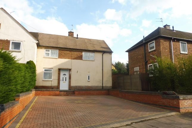 Thumbnail Property to rent in Withcote Avenue, Leicester