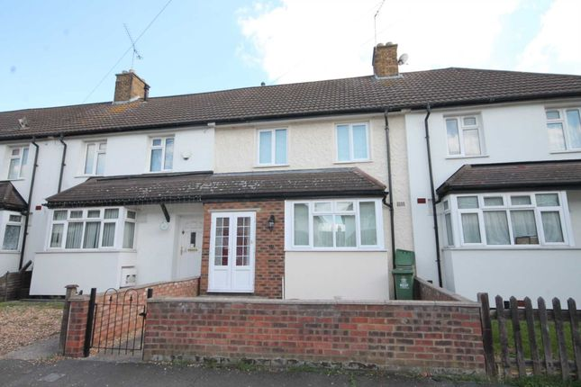Thumbnail Property for sale in Springhead Road, Erith