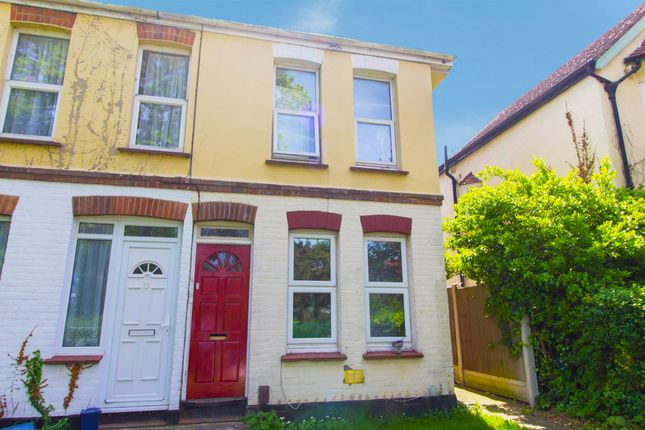 Thumbnail Maisonette for sale in Carlton Avenue, Westcliff-On-Sea