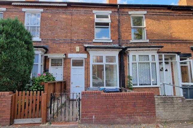 Thumbnail Property to rent in Hutton Road, Handsworth, Birmingham