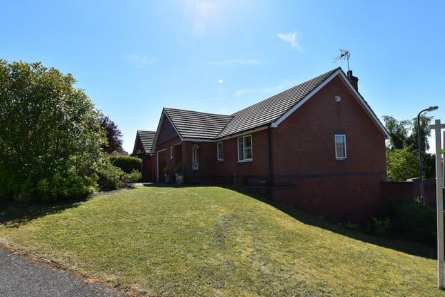 Thumbnail Detached house for sale in Rebekah Gardens, Droitwich