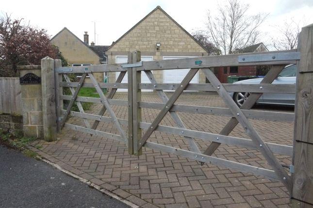 Thumbnail Detached bungalow for sale in The Leaze, Ashton Keynes, Swindon