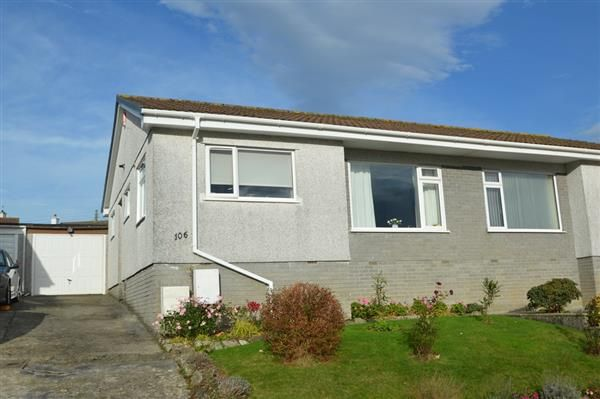 2 bed bungalow for sale in Conway Road, Falmouth